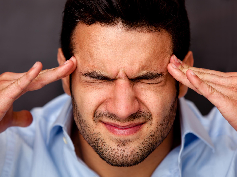 Kopfschmerzen wegnadeln!